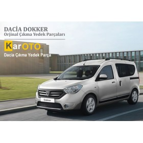 Dacia Dokker Çıkma Yedek Parça